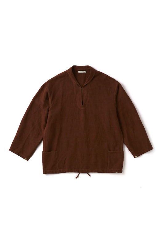 171SH07_BRICK BROWN